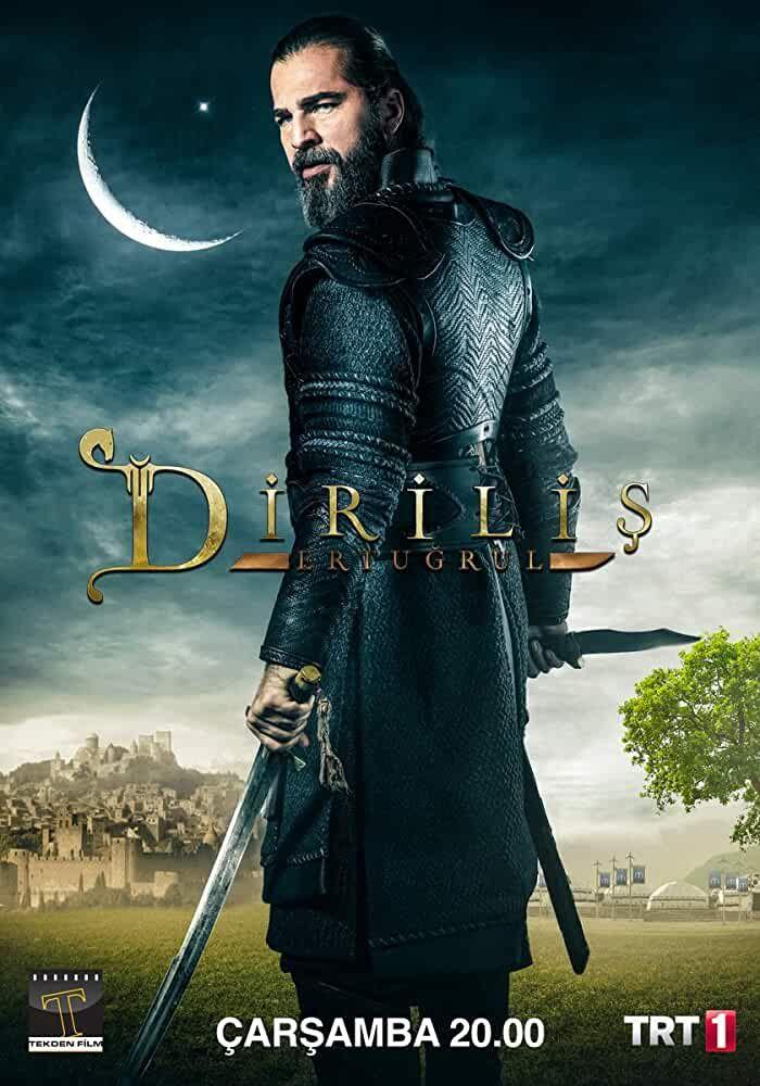 Dirilis Ertugrul 2014 2019 In 2020 Turkish Actors Tv Series To Watch Turkish Film