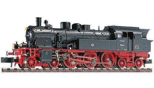 Ånglok BR 78, DB Ep III - DCC