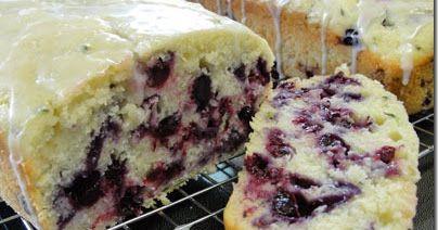 Married/Single Parent: Lemon Blueberry Zucchini Bread w/Lemon Glaze