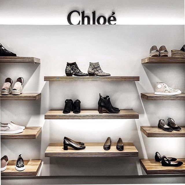 Brb... moving into the Chloe store.