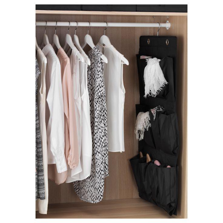 best 25 hanging shoe organizer ideas on pinterest house hacks hanging shoe storage and small. Black Bedroom Furniture Sets. Home Design Ideas