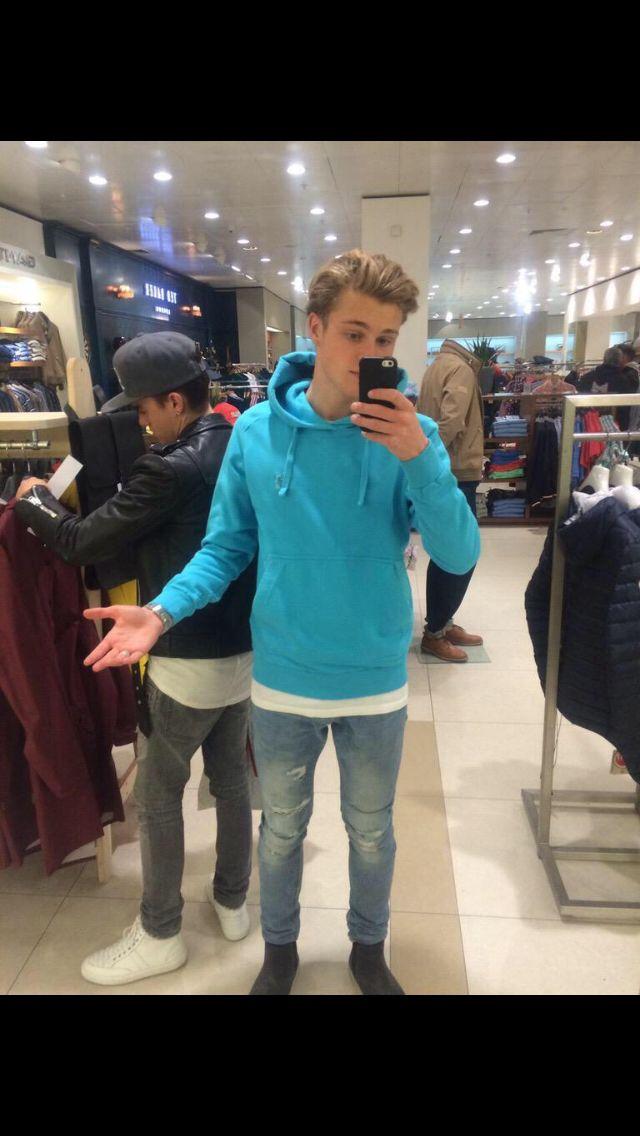 Kaj in zijn blauwe trui