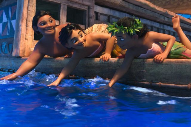 The movement of water movement was precisely choreographed by mathematicians who applied principles of physics and mathematics. UCLA mathematicians bring ocean to life for Disney's 'Moana' They bring the magic of realism to animation and apply this new knowledge to solve real-world problems