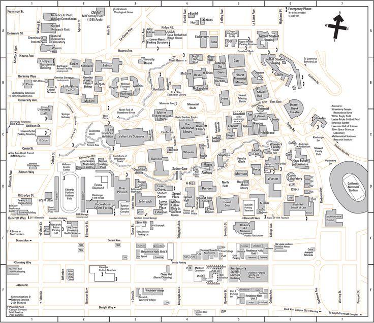 15 best uc berkeley campus images on Pinterest Berkeley campus