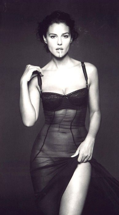 Monica Bellucci!