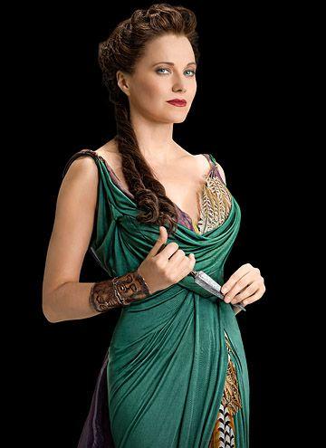 Lucretia- Spartacus