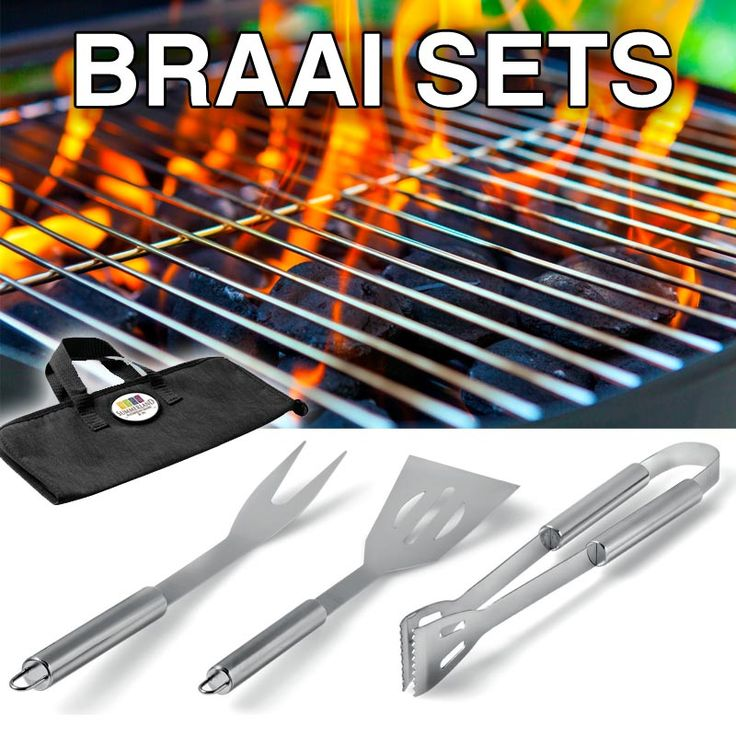 Braai Sets South Africa, Braai Day Corporate Gifts And Braai Gift Sets