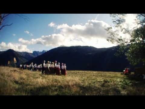 Aran dance - Trailer - Cultura e Politica Lingüistica Conselh Generau d'Aran & Axel Dettoni