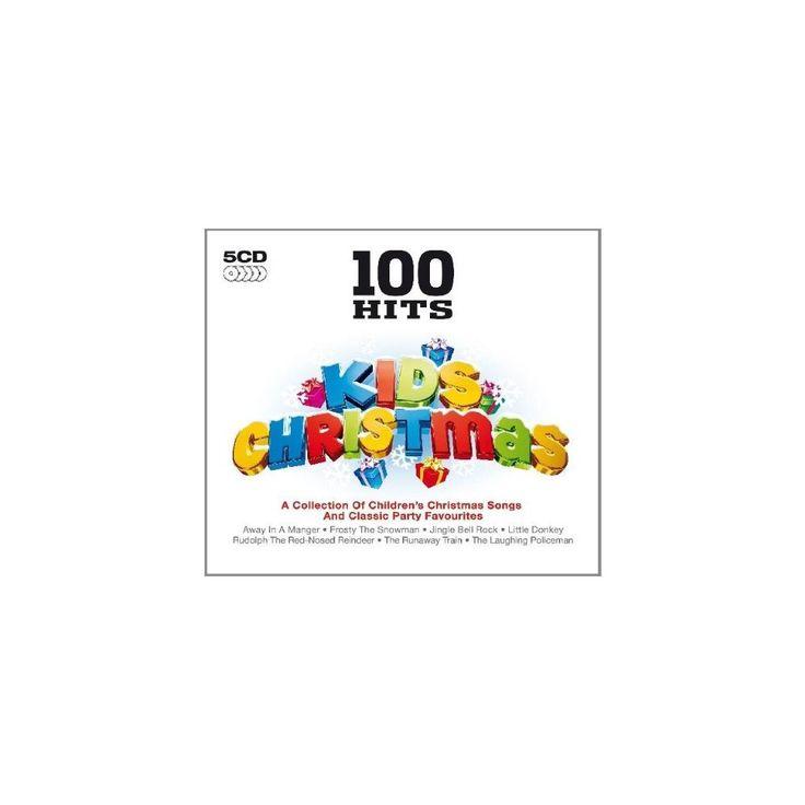 100 Hits: Kids Christmas & Various - 100 Hits: Kids Christmas / Various (CD)