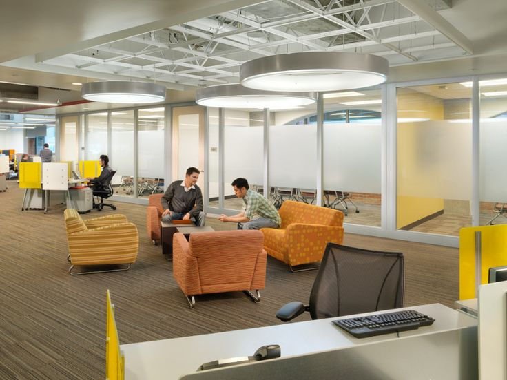 Best 25 collaborative space ideas on pinterest google for Well designed office spaces