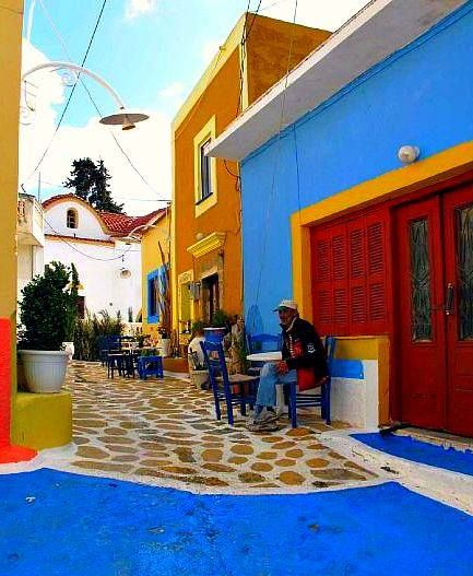 Fanes Village, Rhodes, Greece xxx
