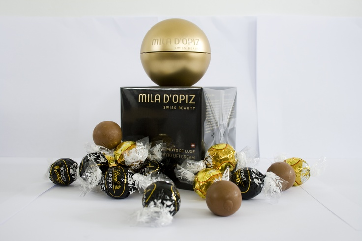 Mila D Opiz Phyto Deluxe Easter Egg Special Offer Promotion. Anti-aging at its best.  Find out where to buy @ www.boutiquemonique.com.au