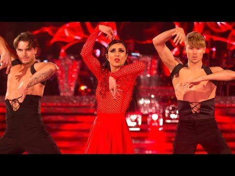 Anita Rani & Gleb Savchenko Paso Doble to 'Malaguena' - Strictly Come Dancing: 2015 - YouTube