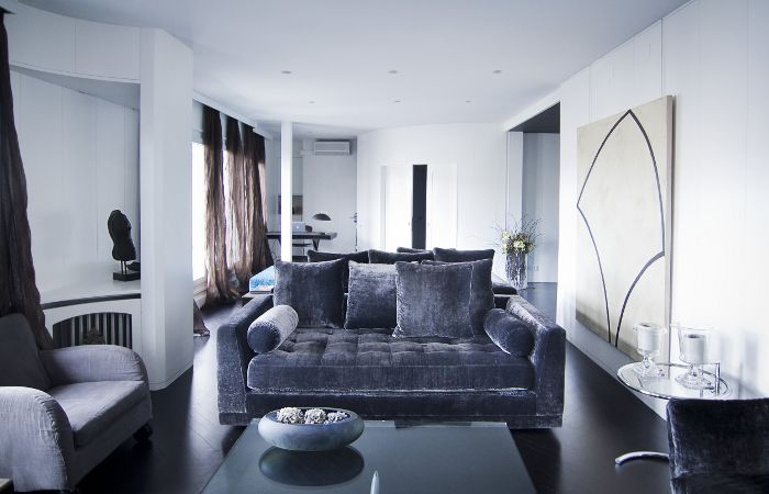 Mi vivienda privada by #SaraFolch #InteriorDesign #Barcelona