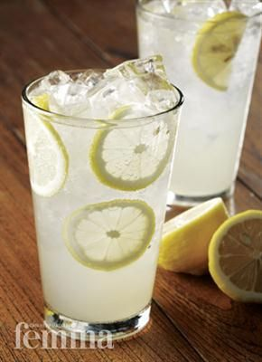 Femina.co.id: SPARKLING LEMONADE #resep