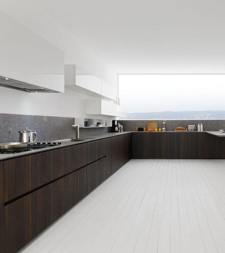 133 Besten Küche Bilder Auf Pinterest Modern, Moderne Küchen Und   Kuche  Mit Kochinsel Trendigen