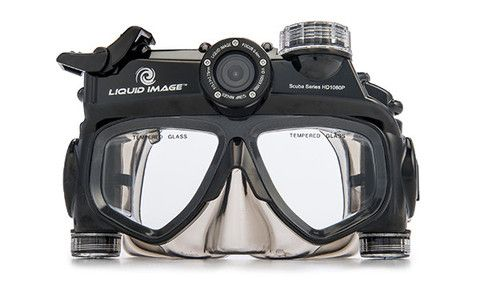 Model 324 & 325 Wide Angle Scuba Series HD 1080P