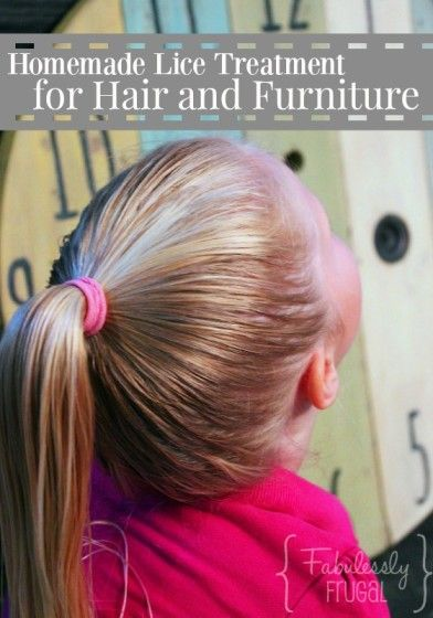 Homemade Lice Spray For Furniture Crazy Homemade