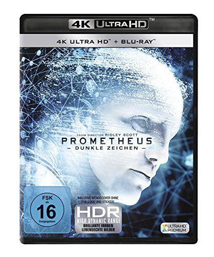 Prometheus: Dunkle Zeichen - Ultra HD Blu-ray [4k + Blu-ray Disc]
