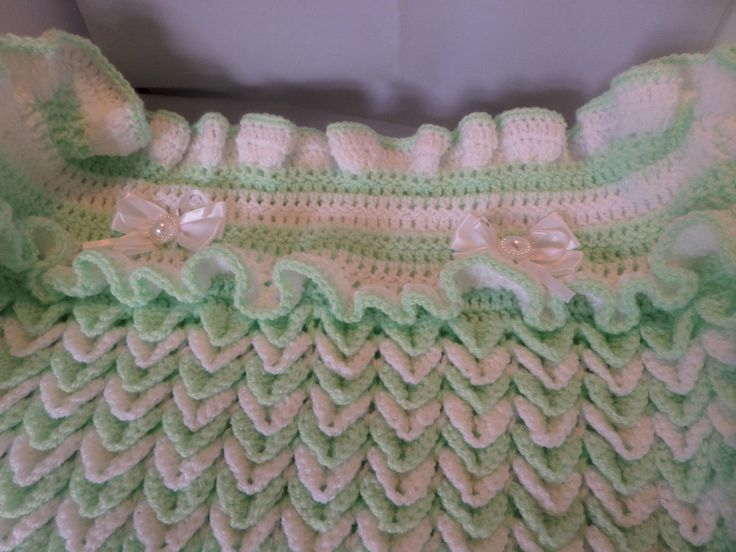 baby pram blanket, Moses basket cover, buggy cover, hand crochet quilt, MRH036, green,  grandma gift, baby shower gift, 22 by 23 inches, by MaddisonsRainbow on Etsy