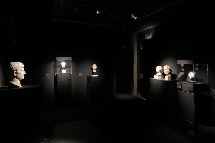 I protagonisti della complessa vicenda che ebbe luogo allo scadere della Repubblica romana nei loro ritratti in mostra #CLEOPATRA. Roma e l'incantesimo dell'Egitto