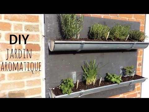 Les 70 meilleures images propos de jardin et potager sur pinterest plante - Gouttiere pour balcon ...