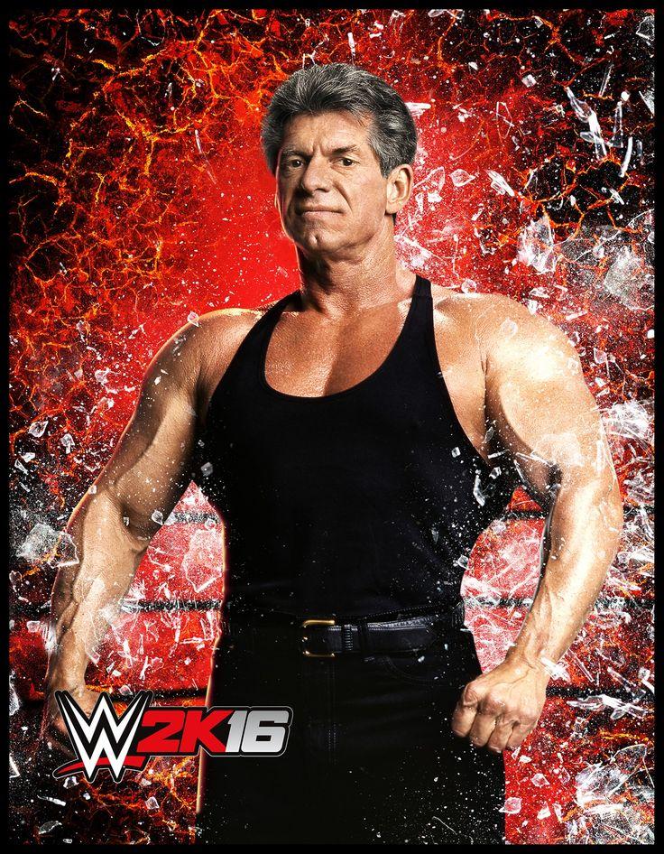Mr McMahon | 5 | WWE, Shane mcmahon, Vince mcmahon