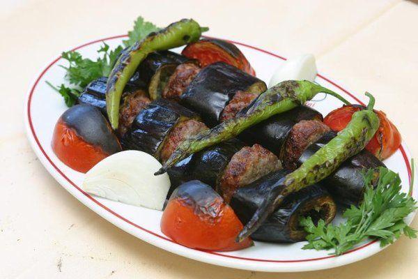 PATLICANLI KEBAP / URFA (eggplant)