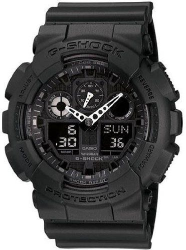 http://homeforfuture.com/pinnable-post/g-shock-big-combination-military-watch-matte-black The Big Combination Military watch from G-Shock was designed and engineered for rough and rugged activities. This watch is shock and magnetic resistant as well as water resistant up to 200M.  Comes with 29 times zones, 4 daily alarms, an hourly alarm function, a countdown timer and an auto calendar. This watch has it all. Dimensions: Case Width: 49mm Case Le...