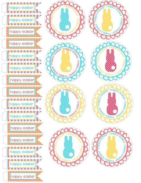 33 best Easter Labels, Easter Label Templates images on Pinterest - labels template free