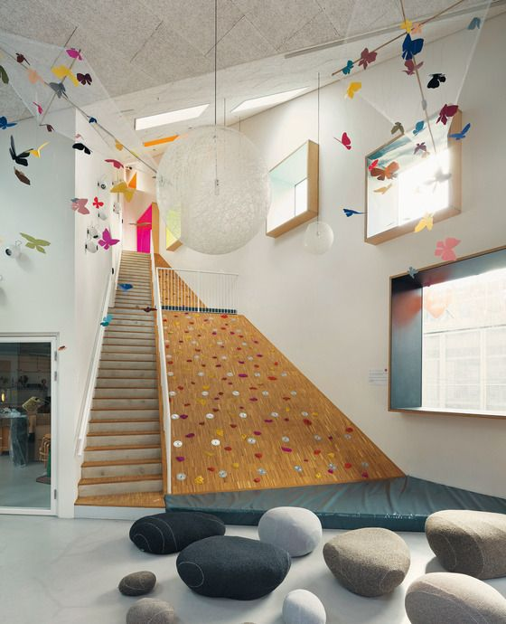 Cultural Centre for Children in  Copenhagen , Dorte Mandrup Arkitekter