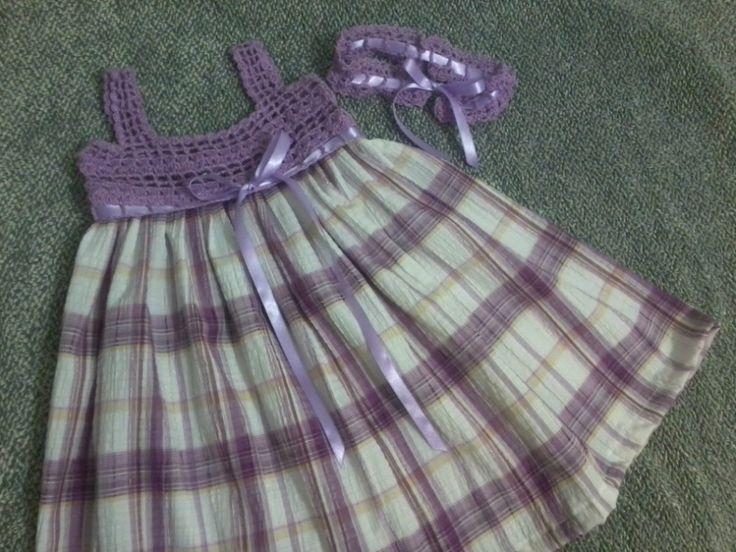 Vestidos Tejidos Crochet Para Imagui Mine Vestido Tejido