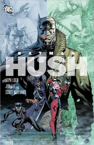 Batman Hush Graphic Novel