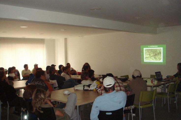 Stuff training in  recognizing pests & diseases. 2008
