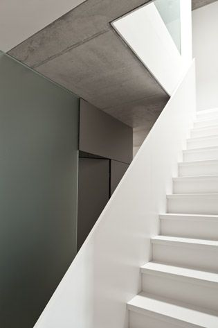8 best ELEMENTAL \/\/ STAIRS images on Pinterest Stairs, Stairways - interieur aus beton und aluminium urban wohnung