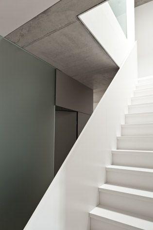 8 best ELEMENTAL    STAIRS images on Pinterest Stairs, Stairways - interieur aus beton und aluminium urban wohnung