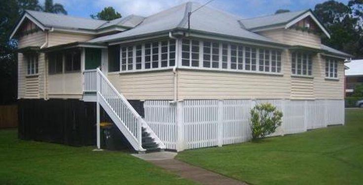 The original school house Brisbane