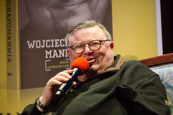 Wojciech Mann w akcji  ww.polskieradio.pl   Youtube  www.youtube.com/user/polskieradiopl  FB  www.facebook.com/polskieradiopl?ref=hl