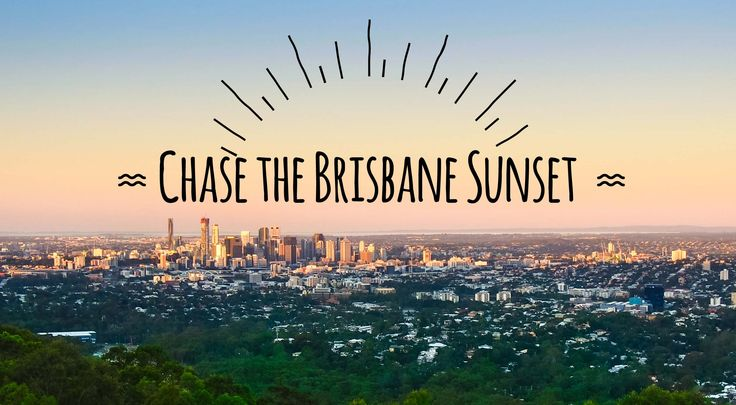 If you don't already know, Australia sunsets are one of a kind. We say, go chase the Brisbane sunset the next time you're there! Not forgetting to check out the best hotels to view them at!