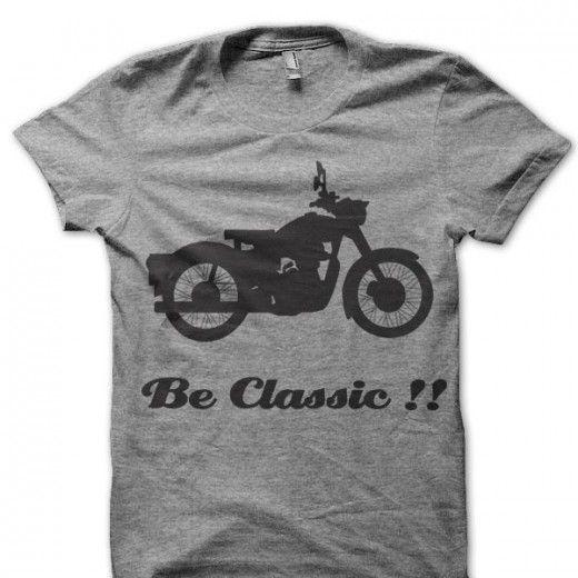 Be Classic guys tshirt