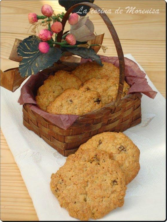 Hoy os traigo unas galletas deliciosas y muy sanas, que no os van a dejar indiferentes y que nodebéisdejar escapar.   Ideales para realiz...