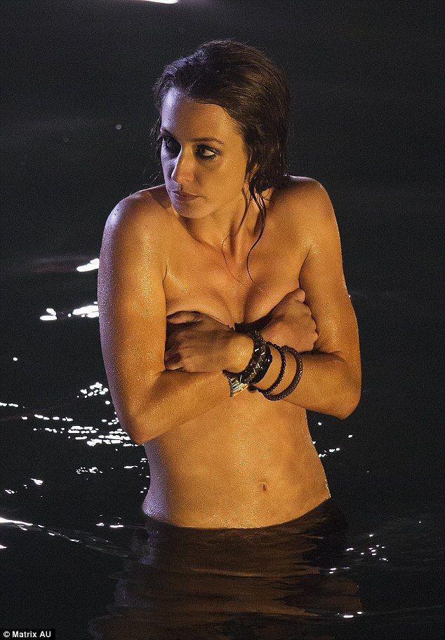 Cheeky: Home and Away stars Isabella Giovinazzo