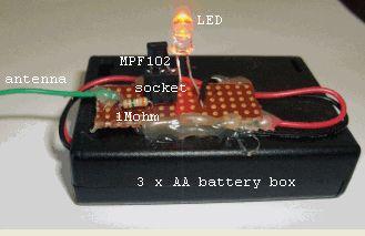Estes detectores de íons ou detector de eletricidade estática são capazes de localizar objetos ou ambientes onde as cargas elétricas estão bastante alta..