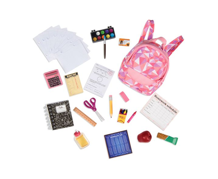 Off To School | Our Generation Dolls