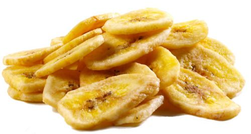 healthy snack: homemade banana chips. Making these this weekend along with my apple chips!