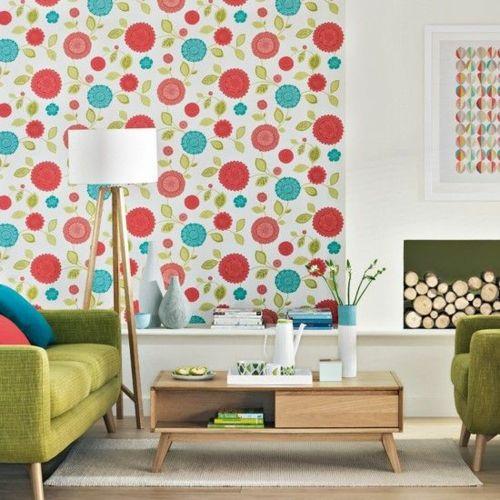 25+ melhores ideias de Wandgestaltung wohnzimmer beispiele somente - wandgestaltung