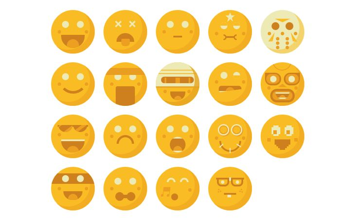 Pure-CSS-Smilies.png (820×505)