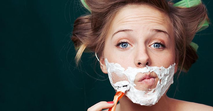 Get the scoop on the best techniques and products for facial hair removal at home with pro results.