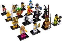 8684-17: LEGO Minifigures Series 2 - Complete