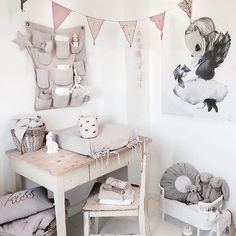 How many hours have we spent on Instagram! There are addictive profiles because their photos shows a lovely kids' love. This is the case of @mreiness. This Danish mum creates pastel atmospheres to fill everything, we share the space with her daughter Nessa and the cat Leika and get lots of inspiration. She defines her […]